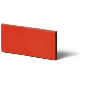 Cuenta DQ Leather DIY bracelet straps 20mm Brick  20mmx85cm