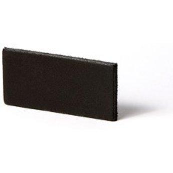 Cuenta DQ Leather DIY bracelet straps 20mm Black 20mmx85cm