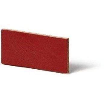 Cuenta DQ Leather DIY bracelet straps 20mm Red  20mmx85cm