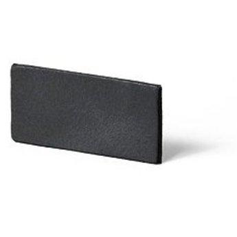 Cuenta DQ Leather DIY bracelet straps 20mm Anthracite 20mmx85cm