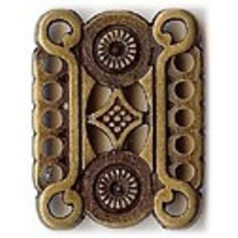 Cuenta DQ grieks ornament