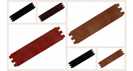 Leather Band 39-50mm