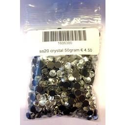 Niiniix SS20 Hotfix Strasssteine Kristall pro 50 Gramm