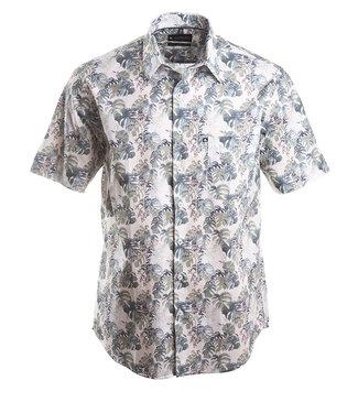 knap zomerhemd met opvallende print