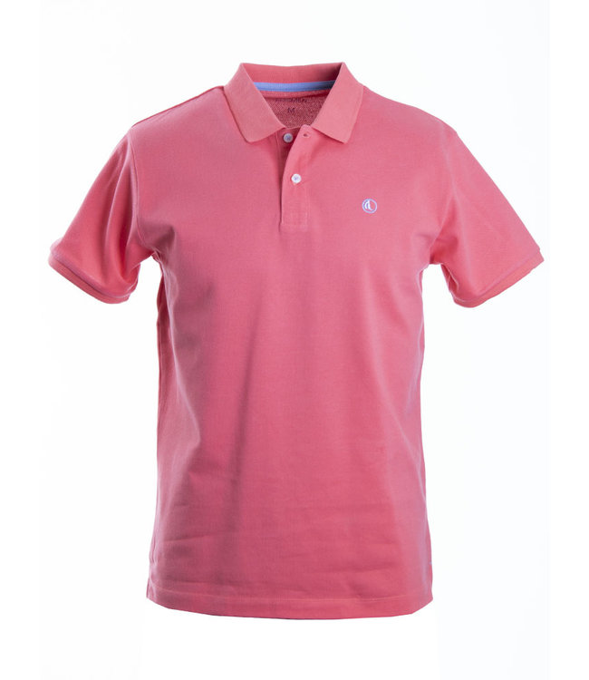 polo in mooie berry kleur