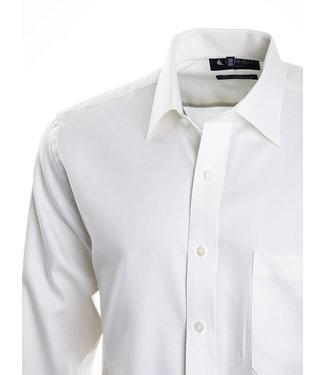 FORMEN stijlvol hemd in ivoor wit