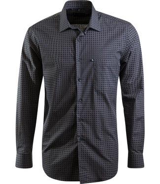 FORMEN overhemd met knap motief