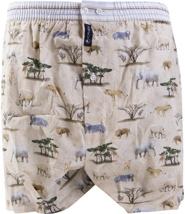 FORMEN boxershort safari