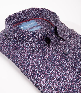 FORMEN hemd met kleurige all over print