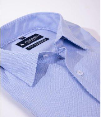 stijlvol lichtblauw hemd