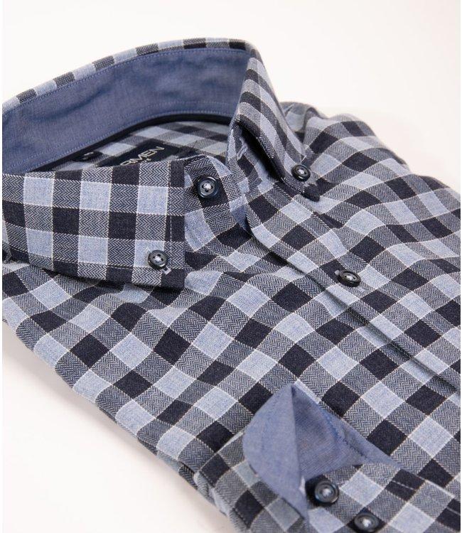 stoer geruit overhemd