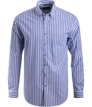 FORMEN hemd met brede strepen