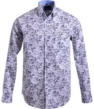 FORMEN shirt met artistiek motief