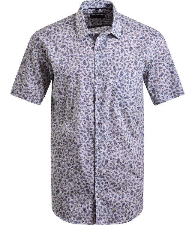 FORMEN hemd met rustig jungle motief