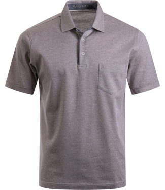 FORMEN beige poloshirt soft cotton