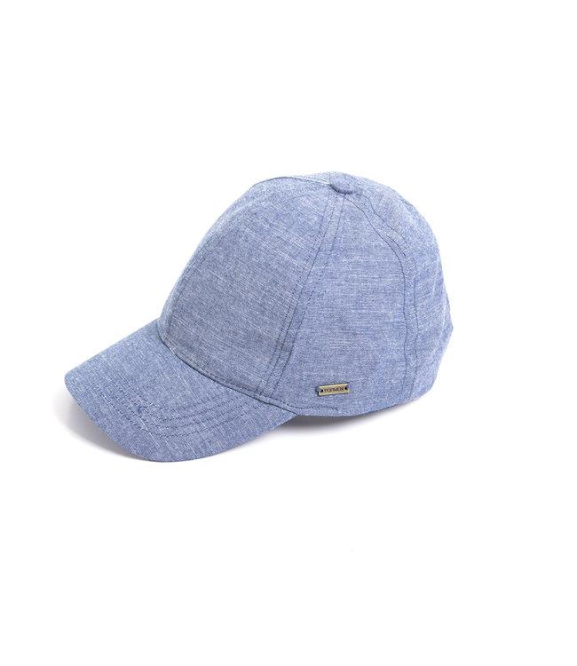 FORMEN luchtige pet jeansblauw