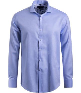 stijlvol hemd met keurige kraag