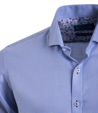 elegant lichtblauw hemd - SLIM