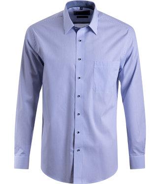 FORMEN klassiek fijn gestreept hemd
