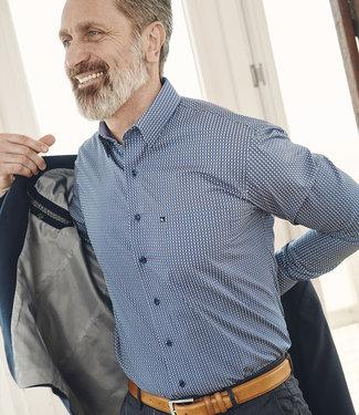 FORMEN hemd met expressief motief