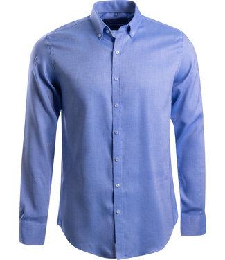 FORMEN slim fit Oxford shirt