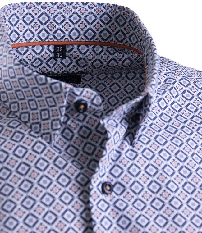 FORMEN overhemd met origineel motief