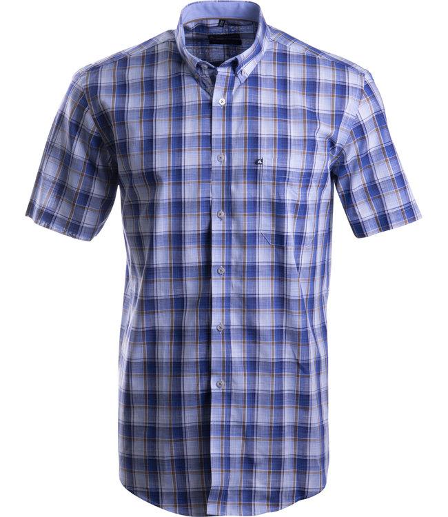 FORMEN sportief geruit hemd