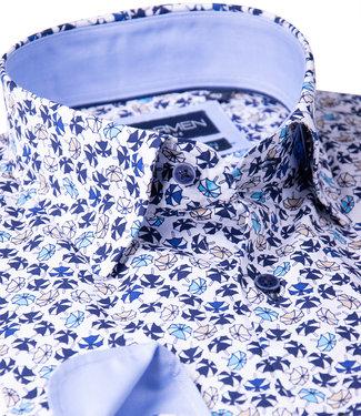 FORMEN hemd met parasol dessin