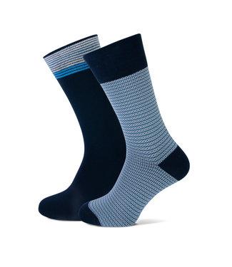 FORMEN fantasie sokken duopack = 2 paar