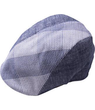 FORMEN peaky blinders pet jeansblauw dessin