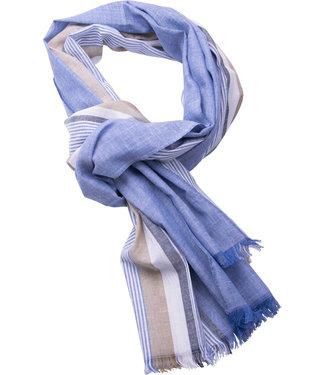 FORMEN zomers gestreepte sjaal
