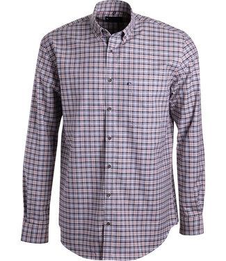 FORMEN klassiek en stijlvol geruit hemd