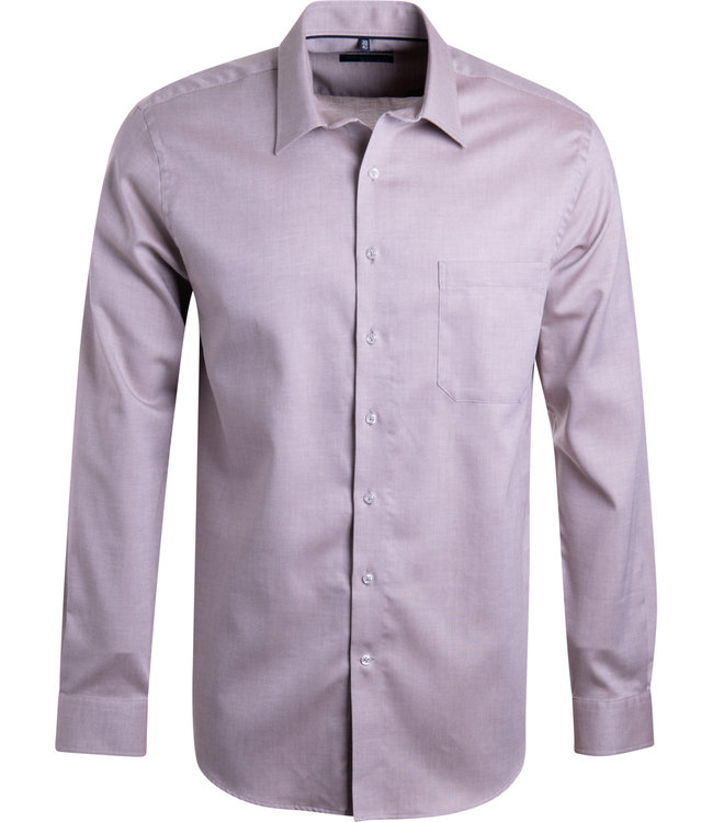 FORMEN stijlvol taupe hemd