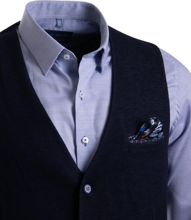 FORMEN donkerblauw jacket