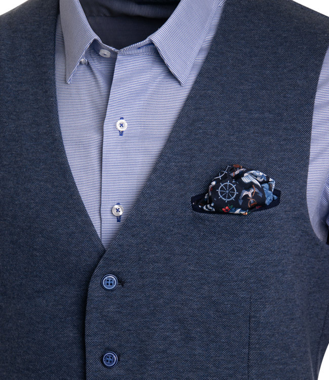 FORMEN jeansblauw jacket