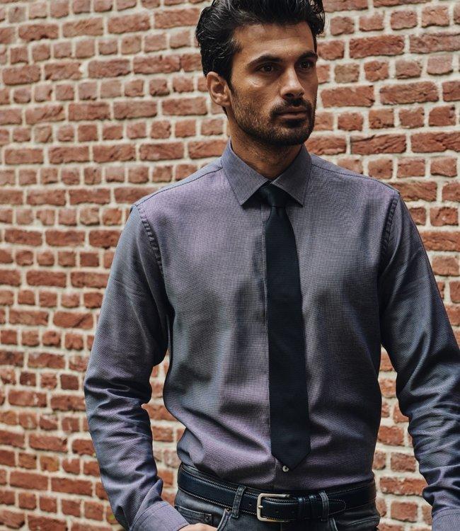 FORMEN knap antraciet hemd