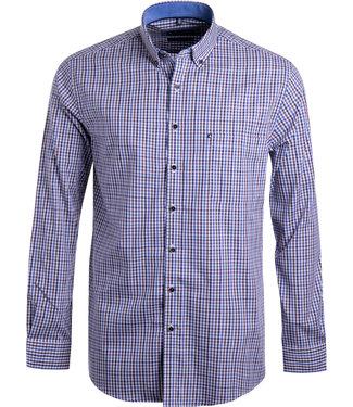 FORMEN knap geruit hemd