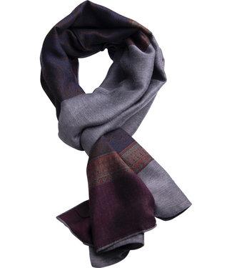 FORMEN stijlvolle sjaal met motief