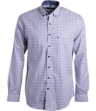 FORMEN casual geruit hemd