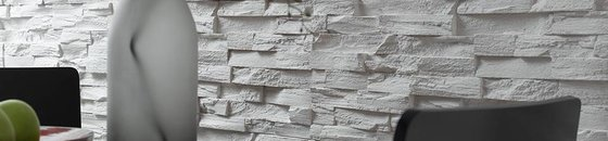 Stoneveneer wallpanels