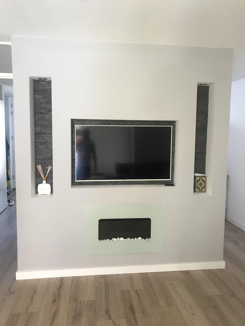 TV Wand Ideen