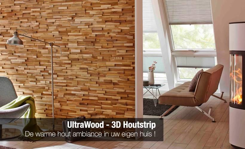 Holzstreifen montieren: es ist leichter als man denkt!