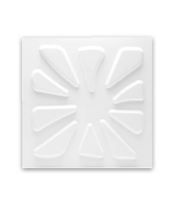 Rebel of Styles 3D panneaux muraux PELLE