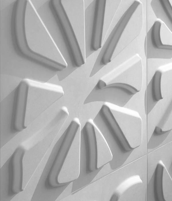 Rebel of Styles 3D Wandpaneel | PELLE