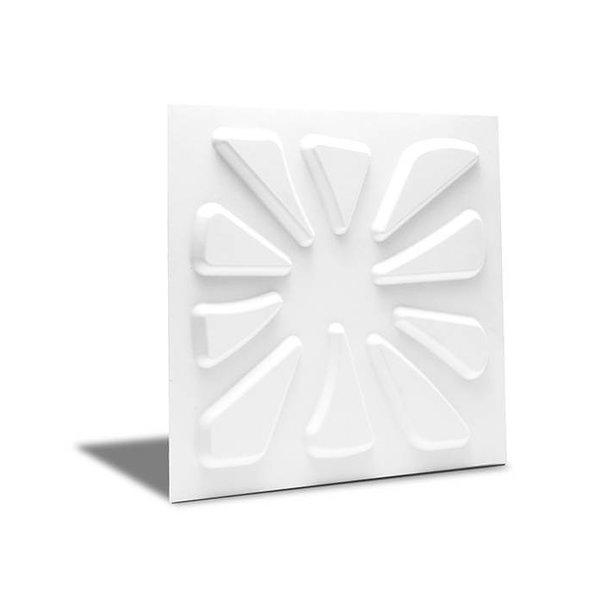 3D panneaux muraux PELLE