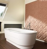 Rebel of Styles 3D wallpanel | LASSE