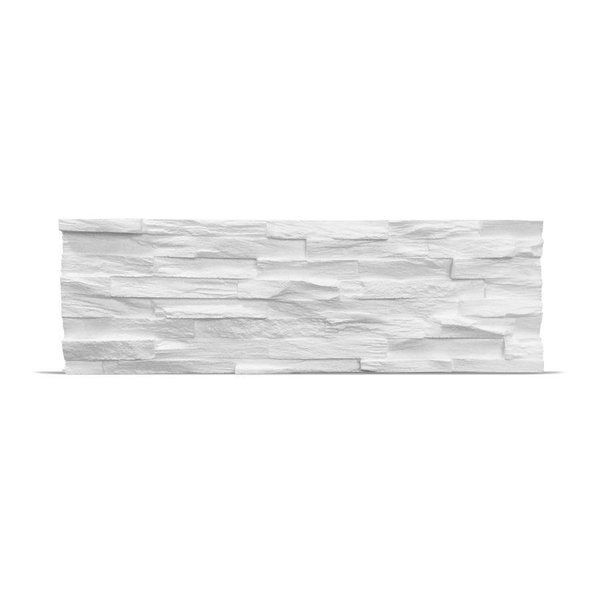 UltraLight Benevento White sample panel 1 piece