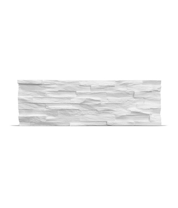 Rebel of Styles UltraLight Benevento White sample panel 1 piece