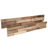 Rebel of Styles Teak Wood panel 3D Ultrawood Teak Colorado