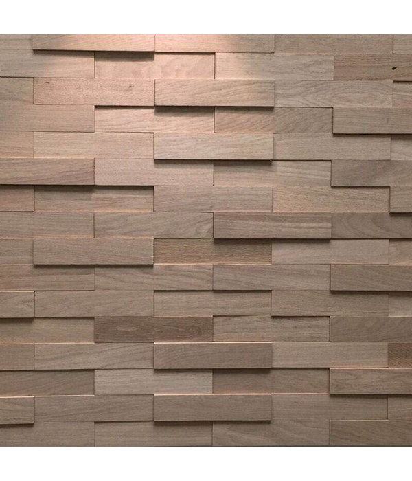 Rebel of Styles Houtstrip 3D Woodpanel UltraWood Oak Firenze
